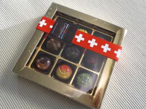 スイスチョコレート カノニカ